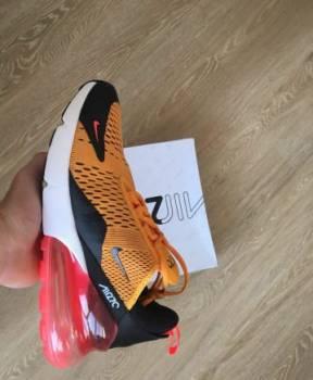Кроссовки Nike Air Max 270, найк аир форс белые мужские, Пенза, цена: 3 990р.