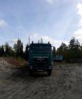 Грузовик ман зерновоз, седельный тягач MAN TGS 33. 430 6X6 BBS-WW, Сургут