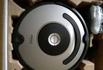 Пылесос iRobot Roomba 616, Началово, цена: 15 000р.