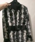 Лёгкое пальто из искусственного меха с кожаными вс, платья oggi каталог, Звенигово