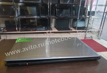 Мощный ноутбук Acer Core i5-4200