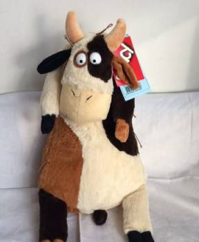 Мягкая игрушка Fancy корова Глаша