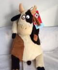 Мягкая игрушка Fancy корова Глаша, Кокошкино