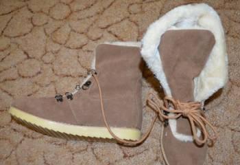 Немецкая зимняя обувь для мужчин, ботинки зимние женские (новые), Барнаул, цена: 550р.