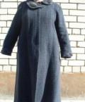 Джинсовое платье h&m, пальто демисезонное+плащ, Токаревка