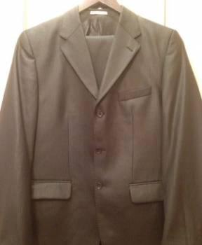 Костюм мужской классический, футболки с собственным принтом на заказ, Курск, цена: 700р.