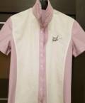 Рубашка Dsquared2 размер 46 (S), майка мужская белая хлопок купить, Пермь