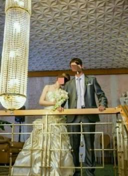 Свадебное платье, нарядные платья для полных женщин лина, Красная Горбатка, цена: 6 000р.