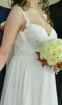 Магазин обуви центро, свадебное платье, Монетный, цена: 6 000р.