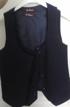 Жилетки Бостон в идеальном состоянии, платья ручной работы бохо, Большое Нагаткино, цена: 600р.