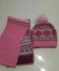 Модели платья халата для полных, шапка и шарф, Красные Четаи