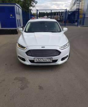 Ford Mondeo, 2017, купить форд фокус новый минимальная цена, Казань, цена: 1 430 000р.