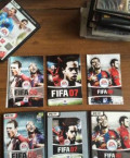 Игры на PC Fifa 06. 07.08, Усть-Донецкий