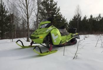Мотособака барс запчасти, снегоход Ski-Doo Freeride 154, Чкаловск, цена: 770 000р.
