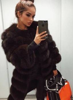 Шуба из песца, платья в стиле стиляг на выпускной, Воронеж, цена: 15 500р.