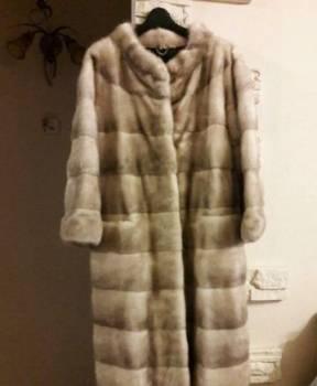 Стильная одежда для дома для девушек купить, шуба норковая Шанель, Асбест, цена: 76 500р.