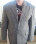 Продам пиджак шерстяной 60 размерСпецзаказ, мужская зимняя одежда из канады, Сочи