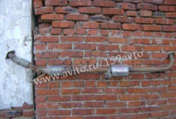 Вал карданный таун айс, выхлопная система Hyundai Elantra 4 (HD), Пермь, цена: не указана