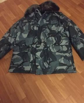 Мужские куртки хлопок, форма камуфляж, Заокский, цена: 2 000р.