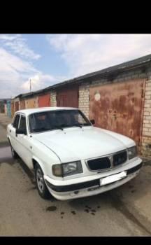 ГАЗ 3110 Волга, 2003, форд фокус 4 2017 седан
