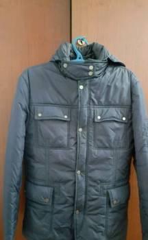 Куртка демисезонная, футболки с принтом на заказ, Крапивинский, цена: 5 000р.