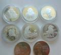 Серебряные монеты России, Липецк