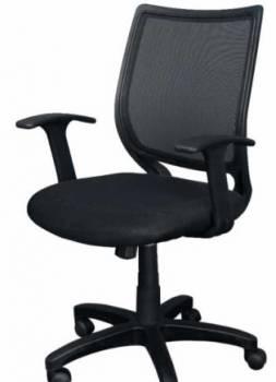 """Компьютерное кресло """"сетка"""" темного синнего цвета"""