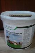 Энергетическая кормовая добавка для коров и коз, Почеп