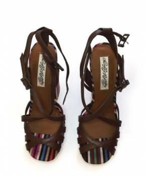 Босоножки, размер 39-40, немецкие бренды женской обуви, Благовещенск, цена: 2 800р.