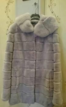 Uniqlo u пуховик купить, шуба стриженный бобрик, отделка норка, Ханты-Мансийск, цена: 28 000р.