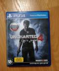 Игра для ps4 Uncharted 4, Архангельск
