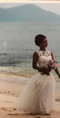 Платье с рукавами без шва, свадебное платье, Чесма
