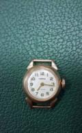 """Золотые наручные женские часы """"Чайка"""" 1961 года, Краснодар"""