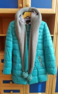 Пуховик (зима-осень), костюм для похудения для бега, Сургут