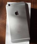 IPhone 6 64GB серебро A1586 без тача, Краснодар