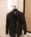 Куртка стёганая, одежда бренда ferrari, Коммунарка