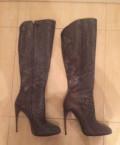 Gucci сапоги питон, туфли на платформе 34 размер, Никольск