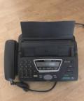 Телефонный аппарат, факс, автоответчик, Новосибирск