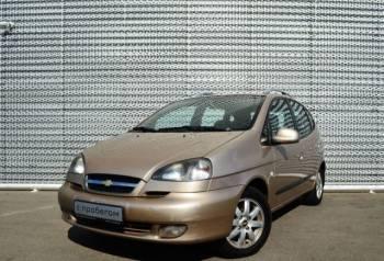 Chevrolet Rezzo, 2007, опель вектра с 2.2 147