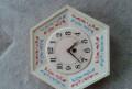 Часы Маяк Мозаика рабочие настенные с ключом, Кострома