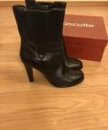 Ботинки демисезонные женские 38 размер mascotte, женская обувь фаби, Йошкар-Ола