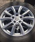 Купить колеса на ниссан примера р11 бу, зимние колёса Antara/Captiva 225/65/17, Ярославль