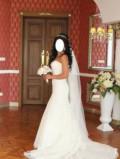 Свадебное платье, магазин трикотажа макошь, Белоусово