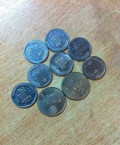 Монеты Мексика, Михнево