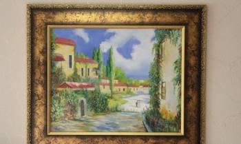 Картина маслом на холсте, Тереньга, цена: 8 000р.