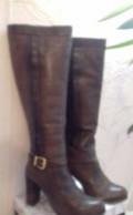 Сапоги, купить красные замшевые туфли на каблуке, Йошкар-Ола