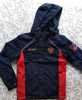 Спортивная куртка Asics / Асикс, мужская одежда фирмы flp