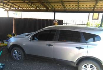 Nissan Qashqai+2, 2011, мерседес s класс 2013
