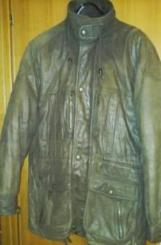 Мужская одежда stones, мужская куртка из натуральной кожи, Ярославль, цена: 200р.