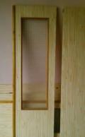 Двери межкомнатные б/у, Сатинка